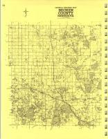 Map Image 042, Becker County 1975